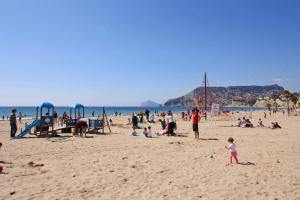 Holiday Apartment Apolo III, Apartmanok  Calpe - big - 11