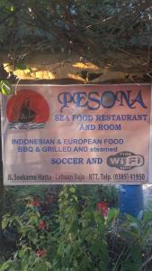 Pesona Restorant and Room, Penzióny  Labuan Bajo - big - 15