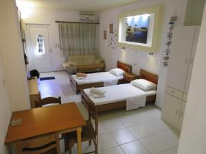Holiday Beach Studio, Apartmány  Faliraki - big - 8