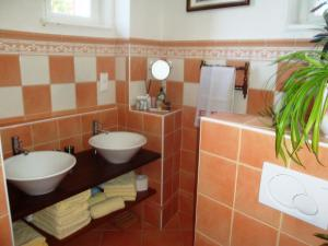 Romantik-Villa LebensART, Apartments  Reichenfels - big - 14