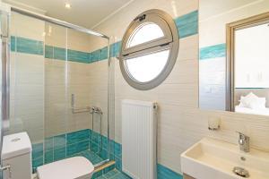 Blue Oyster Villas, Виллы  Платанес - big - 5