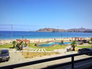 Departamentos La Herradura Vista Mar, Apartmanok  Coquimbo - big - 6