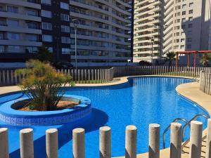 Departamentos La Herradura Vista Mar, Apartmanok  Coquimbo - big - 10