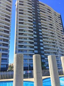 Departamentos La Herradura Vista Mar, Apartmanok  Coquimbo - big - 1