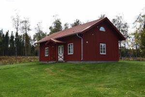 Chata Kronobo Marieholm Švédsko