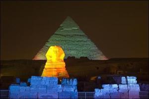 Piramides Kefren