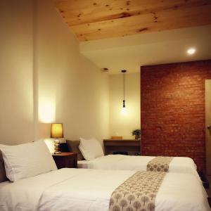 Lin's Inn, Ubytování v soukromí  Ruisui - big - 12