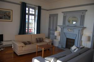 Appartement Ker Cast, Apartmány  Saint-Cast-le-Guildo - big - 42