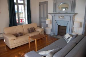 Appartement Ker Cast, Apartmány  Saint-Cast-le-Guildo - big - 25