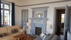 Appartement Ker Cast, Apartmanok  Saint-Cast-le-Guildo - big - 23
