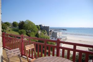 Appartement Ker Cast, Ferienwohnungen  Saint-Cast-le-Guildo - big - 16