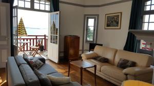 Appartement Ker Cast, Apartmanok  Saint-Cast-le-Guildo - big - 9