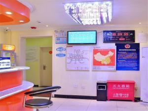 99 hotel Wangfujing Dengshikou metro station branch, Affittacamere  Pechino - big - 19