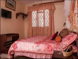Найроби - Blue Hut Hotel