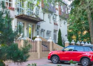 Отель Лермонтовский, Одесса