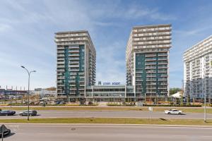 Apartamenty Apartinfo Ocean Waves, Apartments  Gdańsk - big - 20