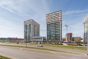 Apartamenty Apartinfo Ocean Waves, Apartments  Gdańsk - big - 19