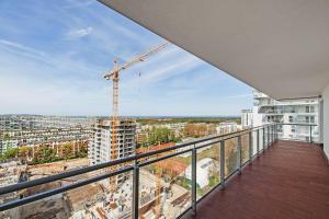 Apartamenty Apartinfo Ocean Waves, Apartments  Gdańsk - big - 18