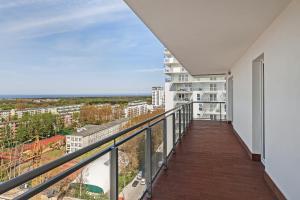 Apartamenty Apartinfo Ocean Waves, Apartments  Gdańsk - big - 17