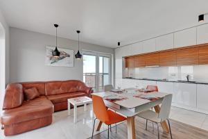Apartamenty Apartinfo Ocean Waves, Apartments  Gdańsk - big - 14
