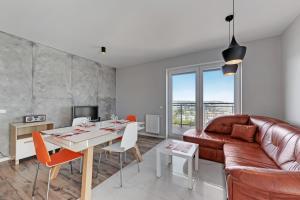 Apartamenty Apartinfo Ocean Waves, Apartments  Gdańsk - big - 12