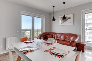 Apartamenty Apartinfo Ocean Waves, Apartments  Gdańsk - big - 9