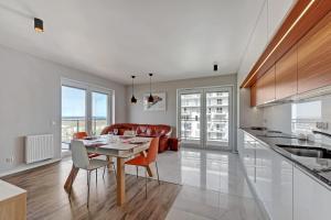 Apartamenty Apartinfo Ocean Waves, Apartments  Gdańsk - big - 21