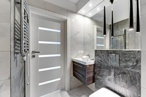 Apartamenty Apartinfo Ocean Waves, Ferienwohnungen  Danzig - big - 2