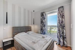 Apartamenty Apartinfo Ocean Waves, Apartments  Gdańsk - big - 3
