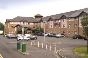 Premier Inn Glasgow Airport, Hotely  Paisley - big - 17