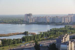 Solo Apartment Virmenska, Apartmanok  Kijev - big - 2