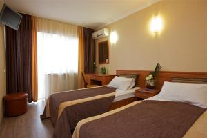 Отель Охотник - фото 12