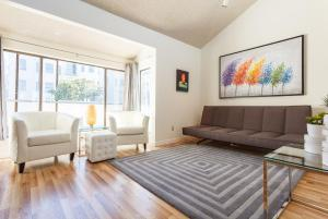 Modern Flat Center of North Beach, Apartmány  San Francisco - big - 1