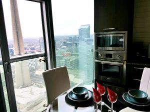 Premium Suites - Furnished Apartments Downtown Toronto, Apartmanok  Toronto - big - 182
