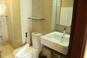 CSuites at Two Central Residences, Apartmánové hotely  Manila - big - 39