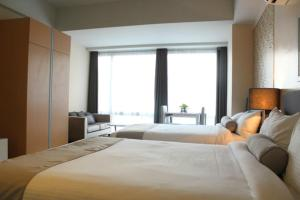 CSuites at Two Central Residences, Apartmánové hotely  Manila - big - 45