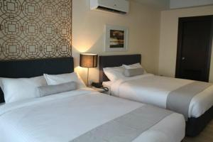 CSuites at Two Central Residences, Apartmánové hotely  Manila - big - 43