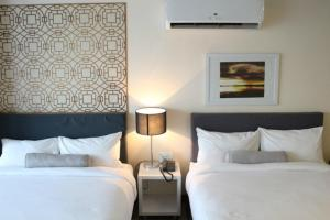 CSuites at Two Central Residences, Apartmánové hotely  Manila - big - 34