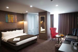 Отель Maqan Almaty - фото 1