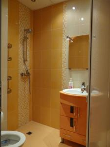 Orange Apartment, Apartmanok  Veliko Tarnovo - big - 3
