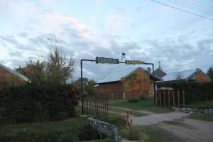 Cabaña La Palloza, Лоджи  Сан-Рафаэль - big - 17