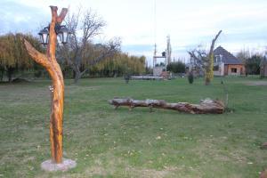 Cabaña La Palloza, Лоджи  Сан-Рафаэль - big - 29