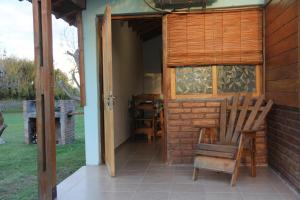 Cabaña La Palloza, Лоджи  Сан-Рафаэль - big - 34