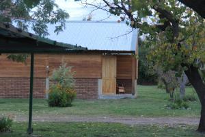 Cabaña La Palloza, Kunyhók  San Rafael - big - 38
