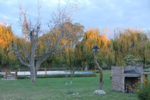 Cabaña La Palloza, Лоджи  Сан-Рафаэль - big - 1