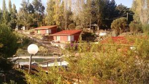 Terrazas de Encalada, Chalet  Cacheuta - big - 41
