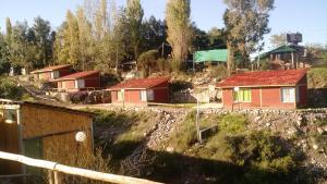 Terrazas de Encalada, Chalet  Cacheuta - big - 43