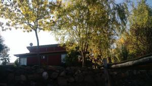 Terrazas de Encalada, Шале  Cacheuta - big - 49