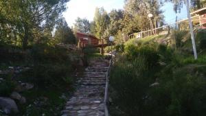 Terrazas de Encalada, Шале  Cacheuta - big - 50