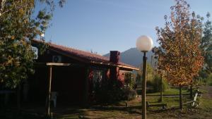 Terrazas de Encalada, Chalet  Cacheuta - big - 85
